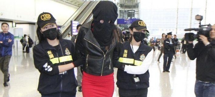 Χονγκ Κονγκ πορνόσέξι λεσβιακό σεξ σκηνή
