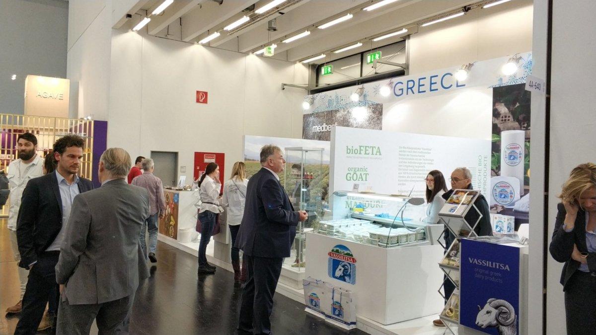 Σημαντική η παρουσία της Promo Solution στη Διεθνή Έκθεση Biofach 2019