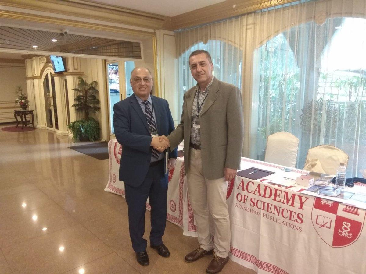 Μέλος της Παγκόσμιας Ακαδημίας Επιστημών ο Δ. Κουρέτας