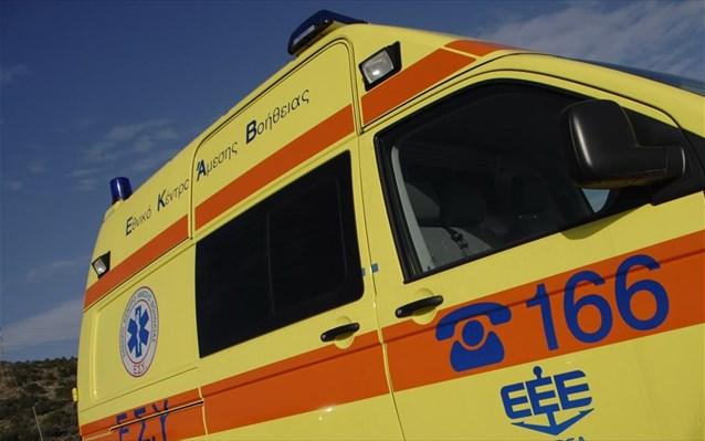 Νταλίκα παρέσυρε και σκότωσε γυναίκα στο Βόλο