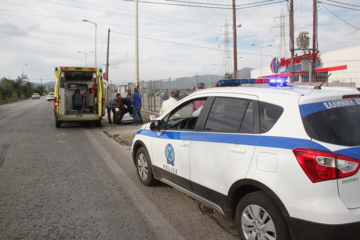 Ioannina: Horrible 52-year-old death - Fallen from a rock