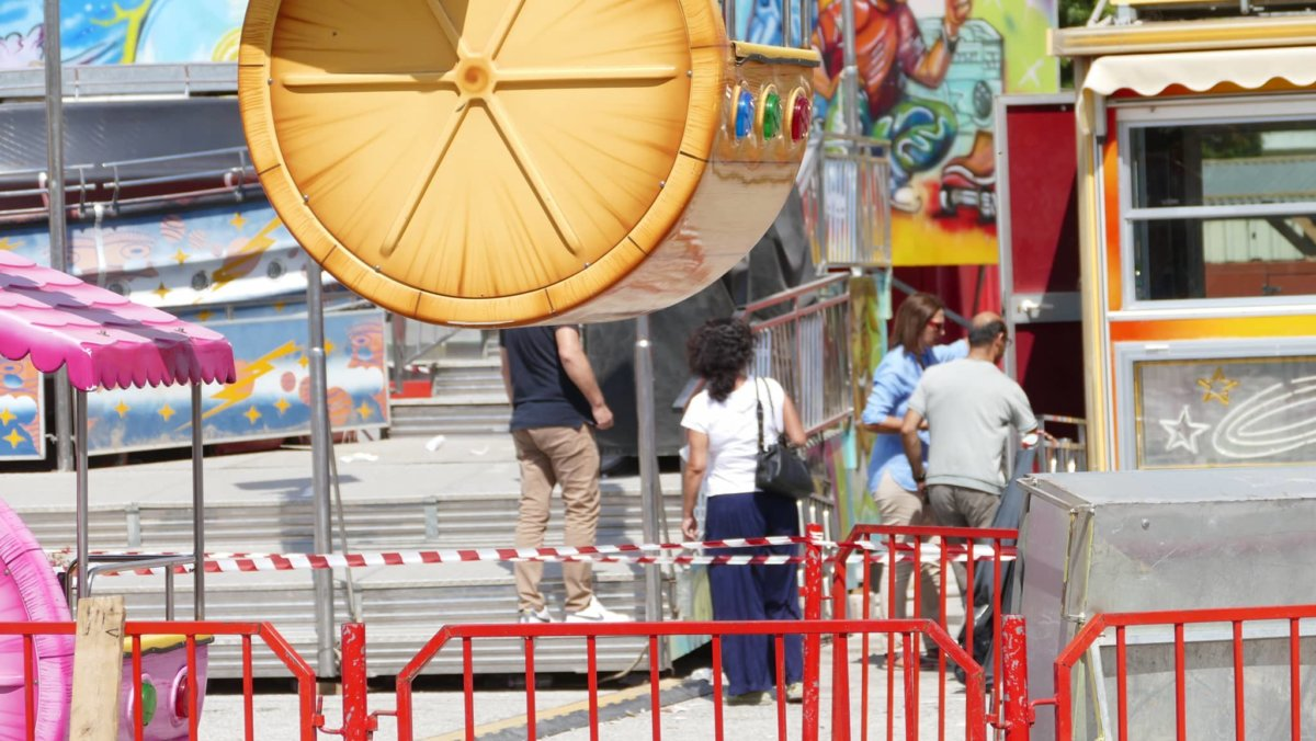 Ιδιοκτήτρια λούνα παρκ στον Αλμυρό Βόλου: «Να με κρεμάσουν αν έχω ευθύνη»