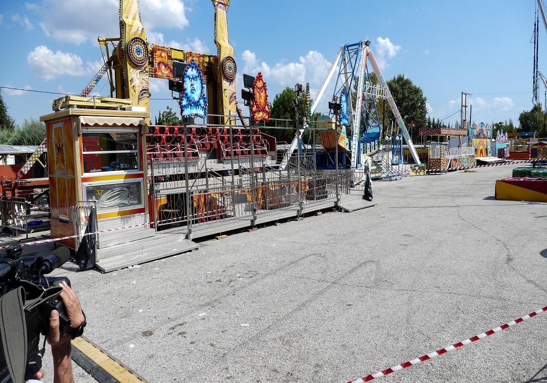 «Δεν υπήρξε καμιά παρανομία» ισχυρίζεται ο δικηγόρος της ιδιοκτήτριας του λούνα πάρκ με το «φονικό χαλί» του Αλμυρού