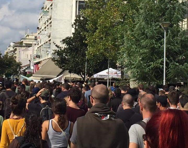 Πορεία πραγματοποιήθηκε στην Καρδίτσα κατά της εγκατάστασης ανεμογεννητριών στα Άγραφα