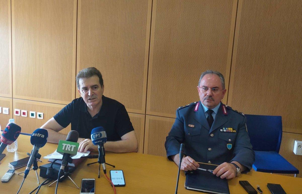 """Ο Μιχάλης Χρυσοχοΐδης δηλώνει: """"Η Λάρισα θα συμβάλλει ξανά στο προσφυγικό"""""""
