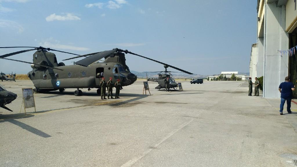 Αύριο καταφθάνουν στο λιμάνι του Βόλου τα Αμερικανικά ελικόπτερα