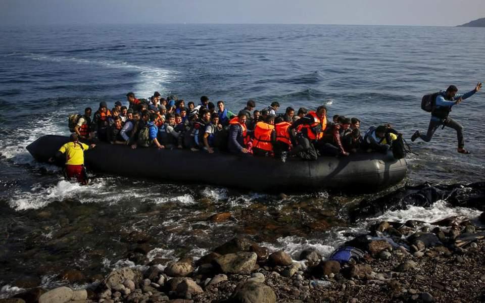 «Έσπασε το φράγμα» των 60.000 μεταναστών στην Ελλάδα