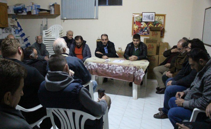 «Στήνουν» μπλόκο οι αγρότες στα Φάρσαλα – Συλλαλητήριο στις 4 Δεκεμβρίου