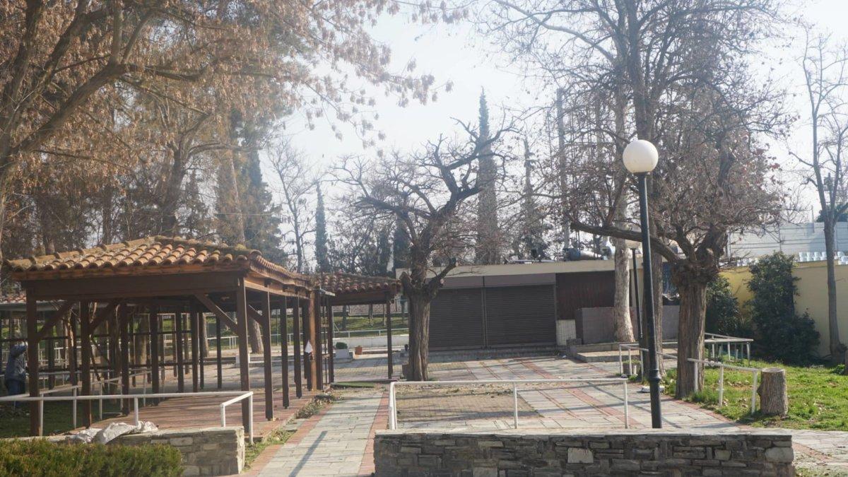 Έρχεται συνολική ανάπλαση για το αναψυκτήριο στο Αλκαζάρ