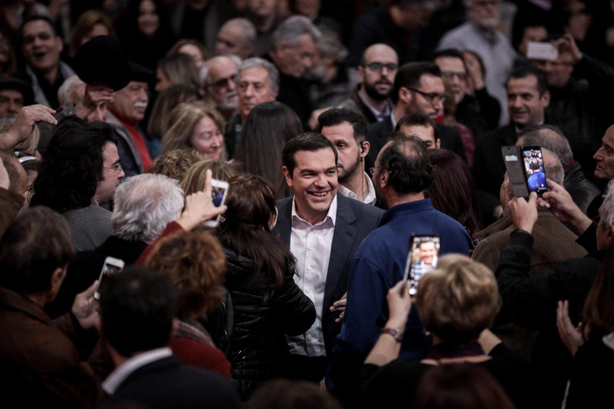 Αύξηση κατώτατου μισθού και 35ωρο στο νέο πρόγραμμα του ΣΥΡΙΖΑ