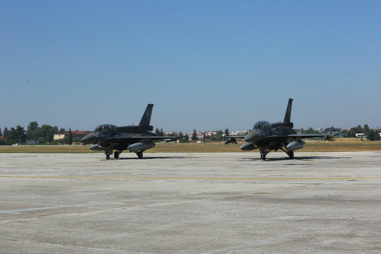 202106181509242230 - Ο Αρχηγός ΓΕΕΘΑ πέταξε από τη Λάρισα στο Αιγαίο